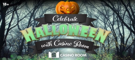 Halloween promo from Casino Room