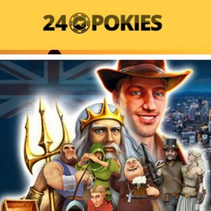 24 pokies Casino review, rating, promo codes and bonuses