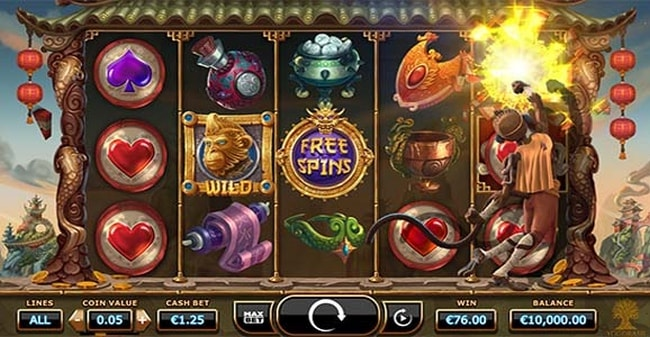 Record win on Yggdrasil slot machines